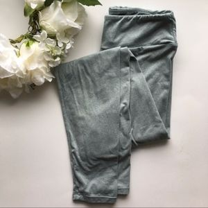 LulaRoe // Mint Green Heathered One Size Leggings
